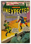 Silver Age (1956-1969):Horror, Tales of the Unexpected #5 (DC, 1956) Condition: VG+....