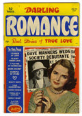 Golden Age (1938-1955):Romance, Darling Romance #3 (MLJ , 1950) Condition: VF+....