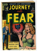 Golden Age (1938-1955):Horror, Journey Into Fear #3 (Superior, 1951) Condition: FN....