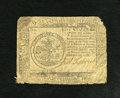 Colonial Notes:Continental Congress Issues, Continental Currency February 17, 1776 $5 Good-Very Good....