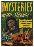 Golden Age (1938-1955):Horror, Mysteries Weird and Strange #2 (Superior, 1953) Condition: VG+....