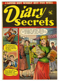 Golden Age (1938-1955):Romance, Diary Secrets #14 (St. John, 1952) Condition: VF....