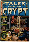Golden Age (1938-1955):Horror, Tales From the Crypt #27 (EC, 1951) Condition: VG....