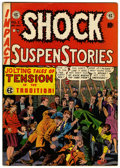 Golden Age (1938-1955):Horror, Shock SuspenStories #2 (EC, 1952) Condition: FN....