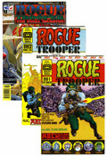 Modern Age (1980-Present):Science Fiction, Rogue Trooper Related Group (Quality Comics, 1990s) Condition:Average NM+.... (Total: 56 Comic Books)
