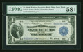 Fr. 712 $1 1918 Federal Reserve Bank Note PMG Choice About Unc 58 EPQ