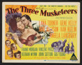 "Movie Posters:Adventure, The Three Musketeers (MGM, 1948). Lobby Card Set of 8 (11"" X 14"").Adventure.. ... (Total: 8 Items)"