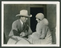 """Movie Posters:Western, Jack Holt and Betty Jewel in """"The Mysterious Rider"""" (Paramount,1927). Stills (10) (8"""" X 10""""). Western.. ... (Total: 10 Items)"""