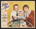 """Movie Posters:Comedy, Tillie and Gus (Paramount, 1933). Lobby Card (11"""" X 14""""). Comedy....."""