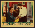 "Movie Posters:Crime, King of the Underworld (Warner Brothers, 1939). Lobby Card (11"" X14""). Crime.. ..."