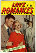 Golden Age (1938-1955):Romance, Love Romances #6 Mile High pedigree (Marvel, 1949) Condition: NM-....