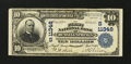 National Bank Notes:Kentucky, Russell Springs, KY - $10 1902 Plain Back Fr. 632 The First NB Ch.# (S)11348. ...