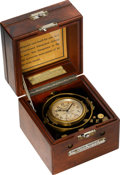 Timepieces:Other , Hamilton Model 22 Navigational Chronometer, circa 1943. ...