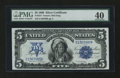 Fr. 274 $5 1899 Silver Certificate PMG Extremely Fine 40