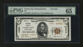 National Bank Notes:Pennsylvania, Union City, PA - $5 1929 Ty. 2 NB Ch. # 14093. ...