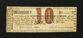 Obsoletes By State:Arkansas, Washington, AR- Washington Exchange Company 10¢ March 1, 1862 Rothert 684-1. ...