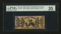 Fractional Currency:Third Issue, Fr. 1357 50¢ Third Issue Justice Inverted Back Engraving PMG Choice Very Fine 35....