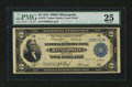 Fr. 772 $2 1918 Federal Reserve Bank Note PMG Very Fine 25