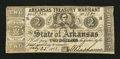Obsoletes By State:Arkansas, Little Rock, AR- State of Arkansas $2 July 22, 1862 Cr. 40 Rothert 391-3. ...
