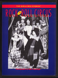 "Movie Posters:Rock and Roll, The Rolling Stones' Rock and Roll Circus (Chronicle Books, 1991).Hardcover Book (Multiple Pages, 9.5"" X 13.5""). Rock and Ro..."
