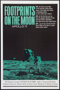 "Movie Posters:Documentary, Footprints on the Moon: Apollo 11 (20th Century Fox, 1969). One Sheet (27"" X 41""). Documentary.. ..."
