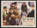 "Movie Posters:Adventure, The Guns of Navarone Lot (Columbia, R-1966). Lobby Cards (2) (11"" X14""). Adventure.. ... (Total: 2 Items)"