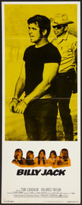 "Movie Posters:Action, Billy Jack (Warner Brothers, 1971). Insert (14"" X 36""). Action....."