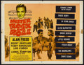 """Movie Posters:Rock and Roll, Mister Rock and Roll (Paramount, 1957). Half Sheet (22"""" X 28"""")Style B. Rock and Roll.. ..."""