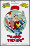 "Movie Posters:Animated, Tummy Trouble (Buena Vista, 1989). One Sheet (27"" X 41"") DS.Animated.. ..."