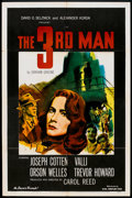 "Movie Posters:Film Noir, The Third Man (20th Century-Fox, R-1956). One Sheet (27"" X 41""). Film Noir.. ..."