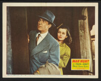 "Man Hunt (20th Century Fox, 1941). Lobby Card (11"" X 14""). Thriller"