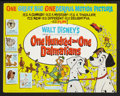 "Movie Posters:Animated, 101 Dalmatians (Buena Vista, 1961). Lobby Card Set of 9 (11"" X 14""). Animated.. ... (Total: 9 Items)"