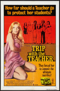 "Movie Posters:Sexploitation, Trip with the Teacher (Crown International, 1974). One Sheet (27"" X41"") Flat Folded. Sexploitation.. ..."
