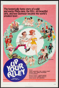 "Movie Posters:Sexploitation, Up Your Alley (Group 1, 1971). One Sheet (27"" X 41"").Sexploitation.. ..."