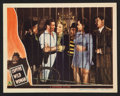 """Movie Posters:Horror, Captive Wild Woman (Universal, 1943). Lobby Cards (2) (11"""" X 14""""). Horror.. ... (Total: 2 Items)"""