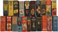 Golden Age (1938-1955):Miscellaneous, Big Little Book Group Lot (Whitman, 1938-46) Condition: Average VG+.... (Total: 21 )