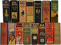 Golden Age (1938-1955):Miscellaneous, Big Little Book Group (Whitman, 1930s) Condition: Average VG/FN.... (Total: 15 Items)