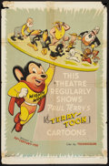 "Movie Posters:Animated, Terry-Toon Cartoons (20th Century Fox, 1955). One Sheet (27"" X41""). Animated.. ..."