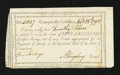 Colonial Notes:Connecticut, Connecticut Interest Payment Certificate. February 28, 1792.Extremely Fine....