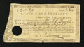 Colonial Notes:Connecticut, Connecticut Treasury Office. June 1, 1782. Very Fine-Extremely Fine....
