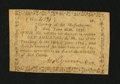 Colonial Notes:Massachusetts, Massachusetts June 18, 1776 1s Extremely Fine....