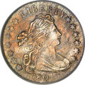 Early Dimes, 1807 10C MS64 PCGS....