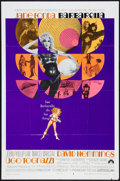 """Movie Posters:Science Fiction, Barbarella (Paramount, 1968). One Sheet (27"""" X 41"""") Style B. Science Fiction.. ..."""