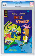 Bronze Age (1970-1979):Cartoon Character, Uncle Scrooge #125 File Copy (Gold Key, 1976) CGC NM+ 9.6 Whitepages....