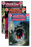 Bronze Age (1970-1979):Horror, The Phantom Stranger Group - David N. Toth pedigree (DC, 1972-76)Condition: Average VF.... (Total: 19 )