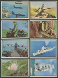 "Non-Sport Cards:Sets, 1954 Bowman ""Power For Peace"" Complete Set (96)...."