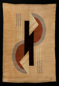 Rugs & Textiles:Carpets, D.I.M. (DECORATION INTERIEUR MODERNE). A French Wool Carpet, circa1930. Marks: signed in the weave. 49 x 33-1/2 inches (124...