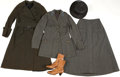 Military & Patriotic:WWI, WWI American Red Cross Complete Women's Foreign Service Uniform.... (Total: 5 Items)