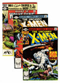 Modern Age (1980-Present):Superhero, X-Men Group (Marvel, 1980-86) Condition: Average NM-.... (Total: 36Comic Books)