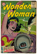 Golden Age (1938-1955):Science Fiction, Wonder Woman #83 David N. Toth pedigree (DC, 1956) Condition:VG....
